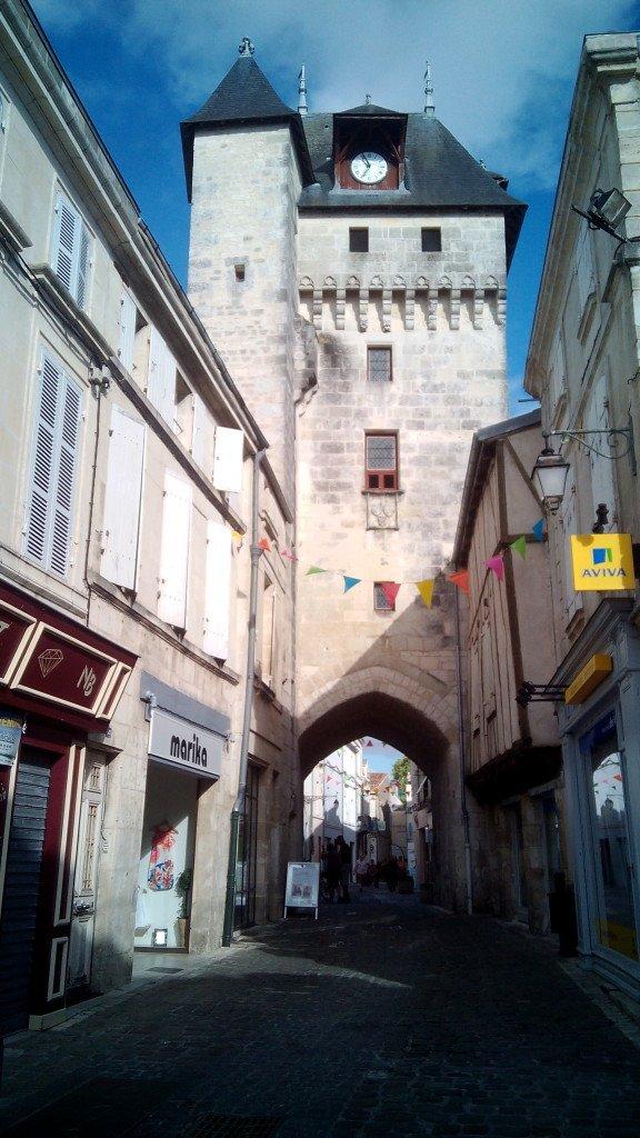 Torre del Reloj. Saint Jean d'Angély