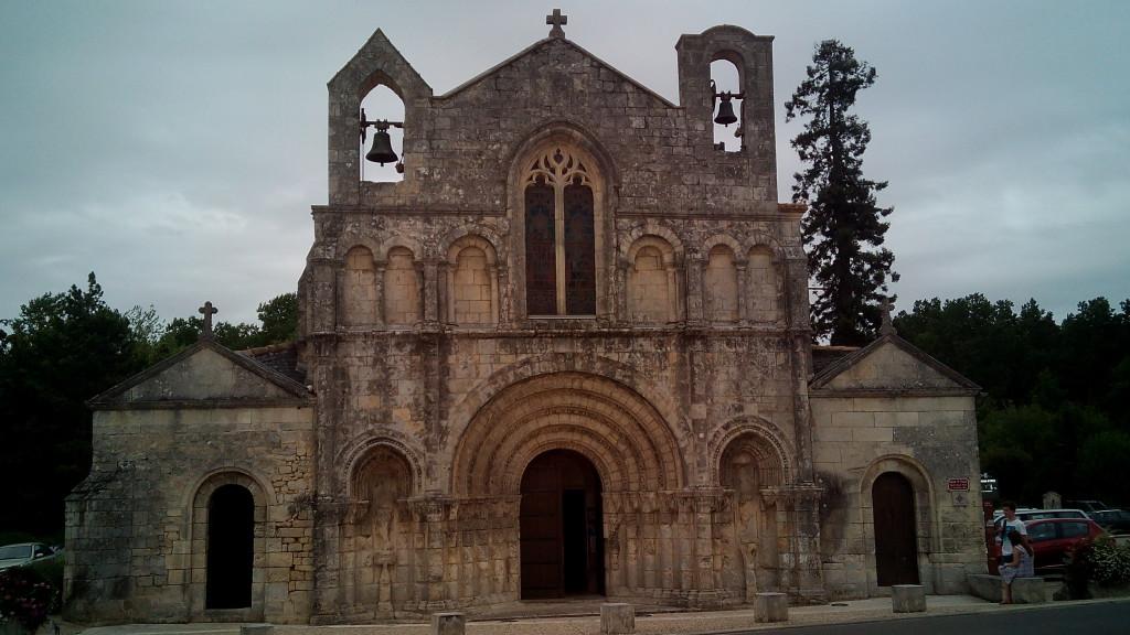 Iglesia de St. Vivien