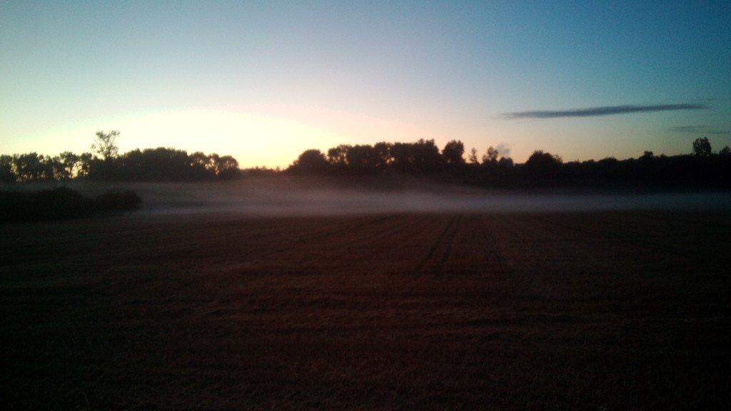 Levantando la niebla
