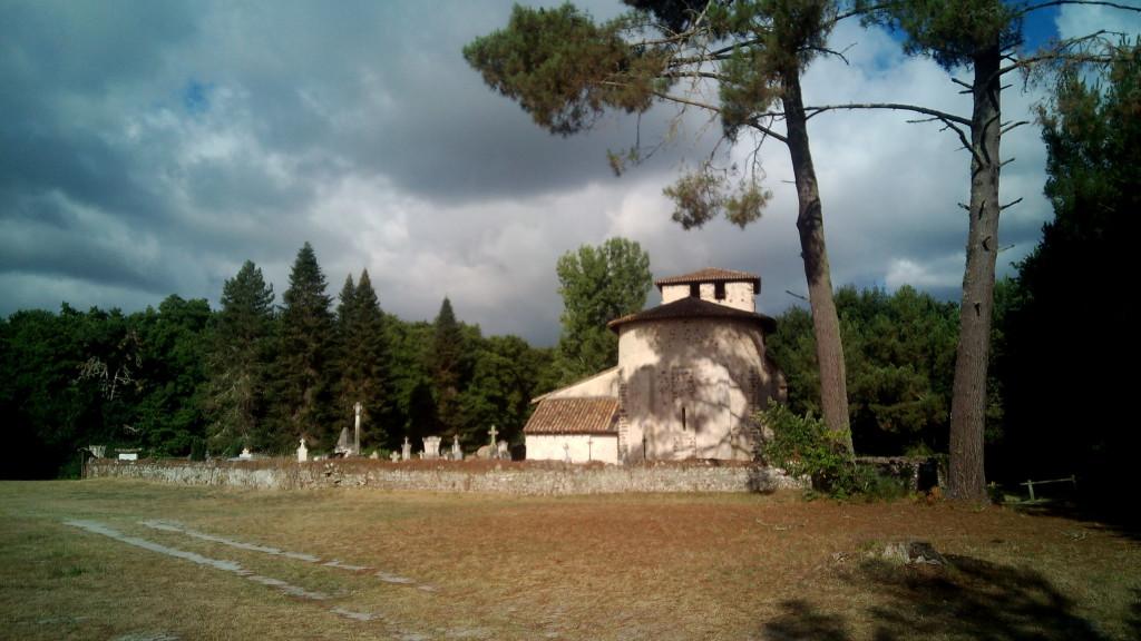 Cementerio de Moustey