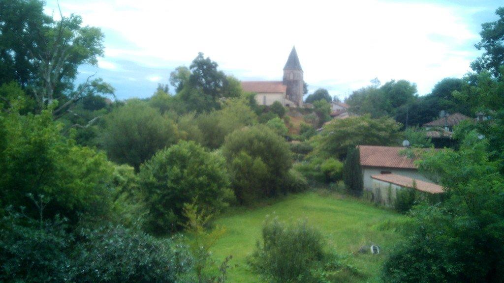 Iglesia de Castets
