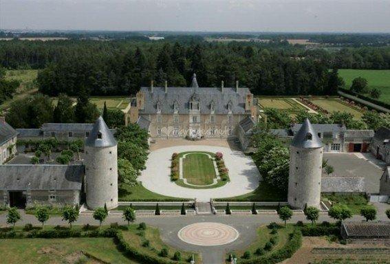 Château Long-Plaine, Sorigny