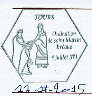 Sello de Tours