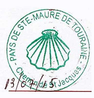 Sello de Sainte Maure de Turaine