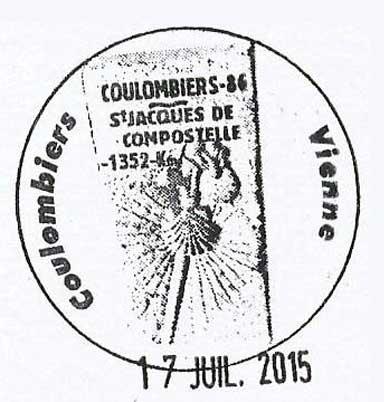Sello de Coulombiers