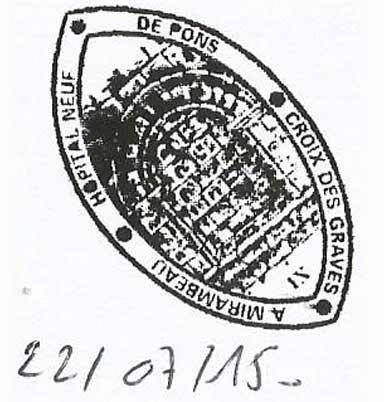 Sello de Pons