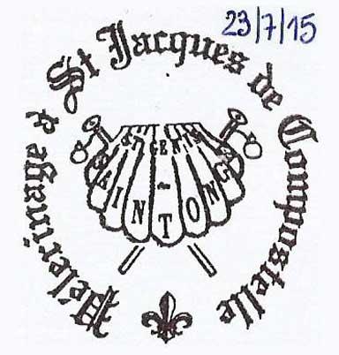 Sello de Saint Genis de Saintonge