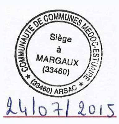 Sello de Margaux