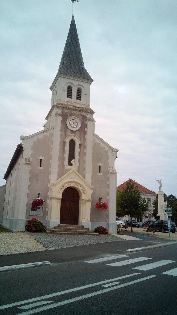 Iglesia de San Pedro de Soustons