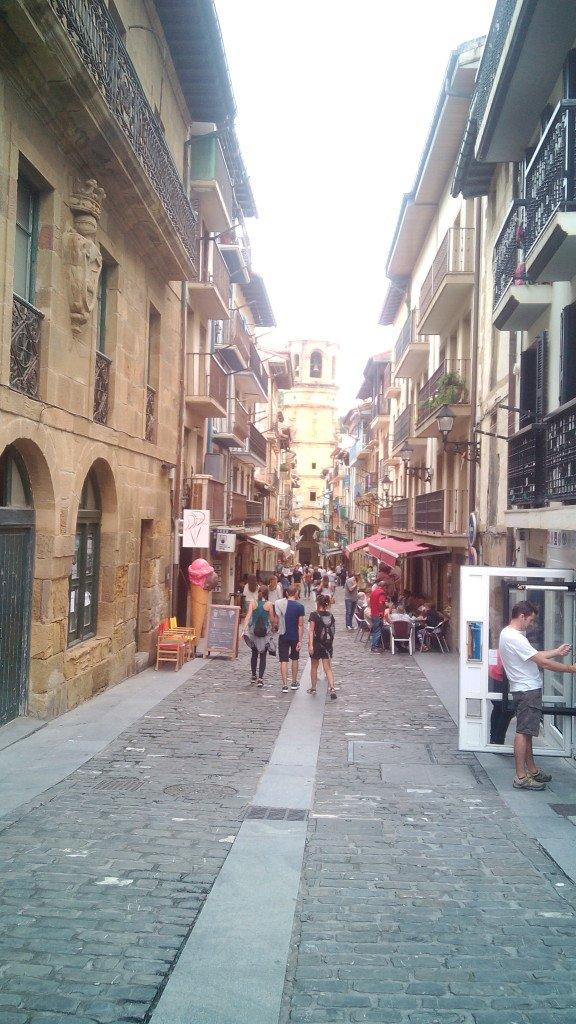 Calle de Getaria