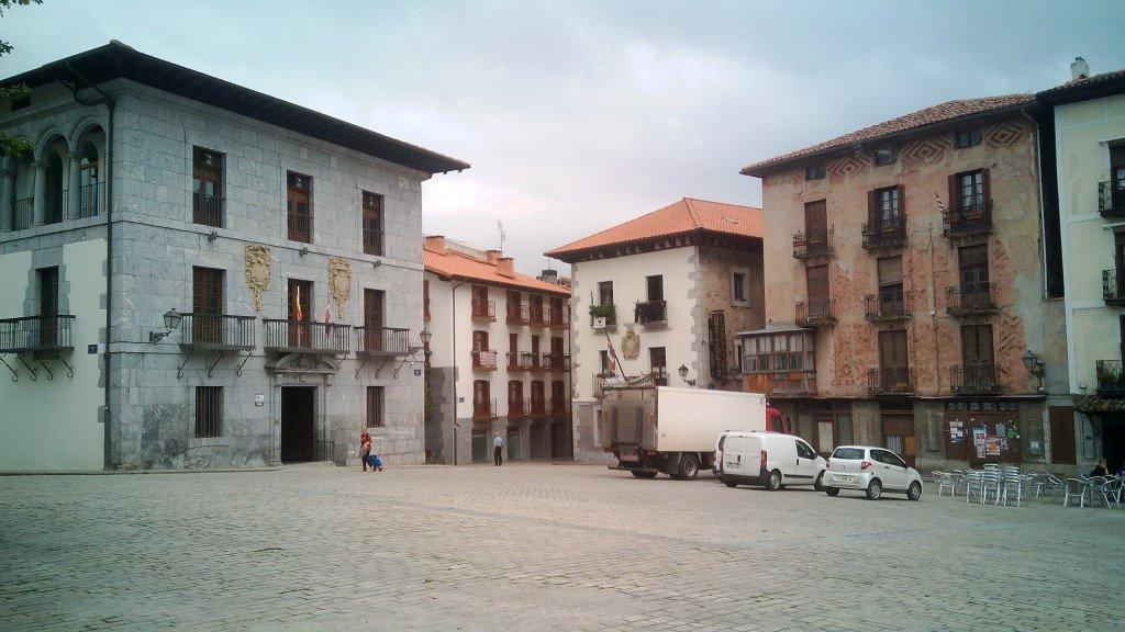 Plaza de Markina