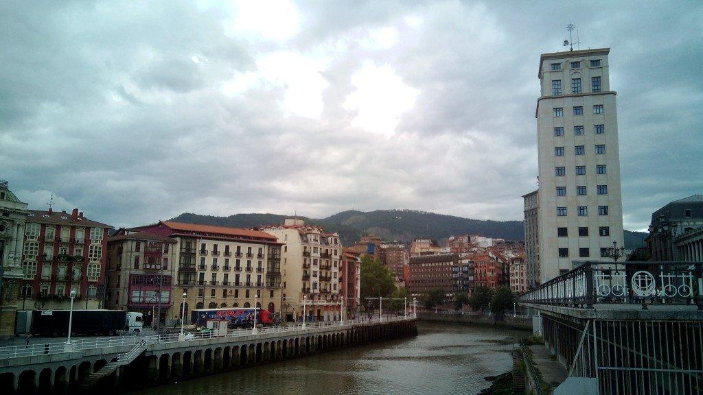 Vista de la Ría. Bilbao