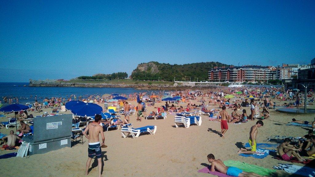 Playa de Castro Urdiales