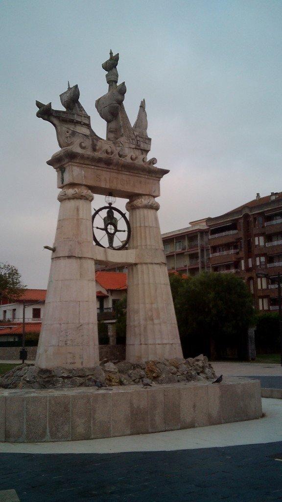 Monumento a Santoña