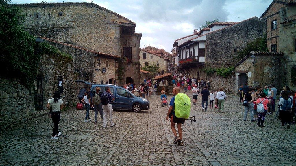 Calles de Santillana de Mar