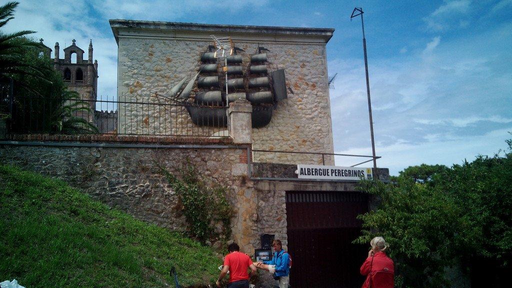 Albergue El Galeón