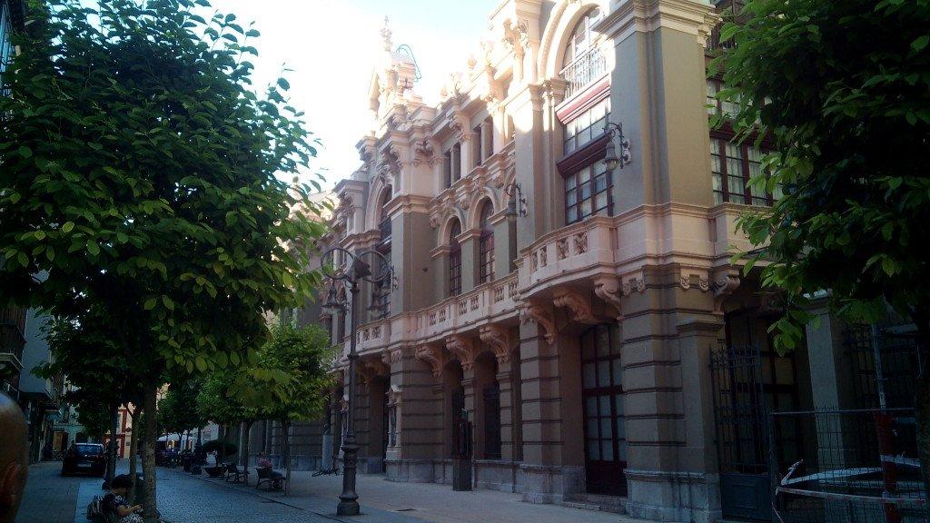 Teatro Palacio Valdés. Avilés