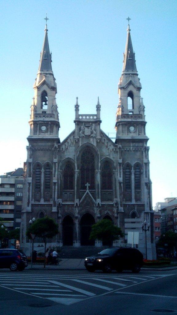 Iglesia de Santo Tomas de Canterbury