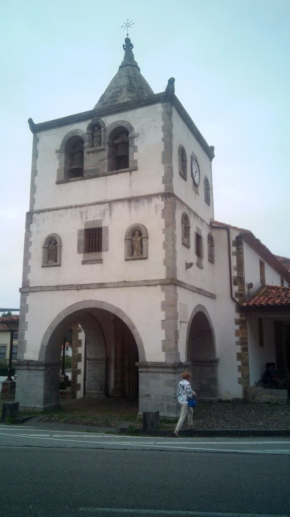 Iglesia de Soto de Luiña