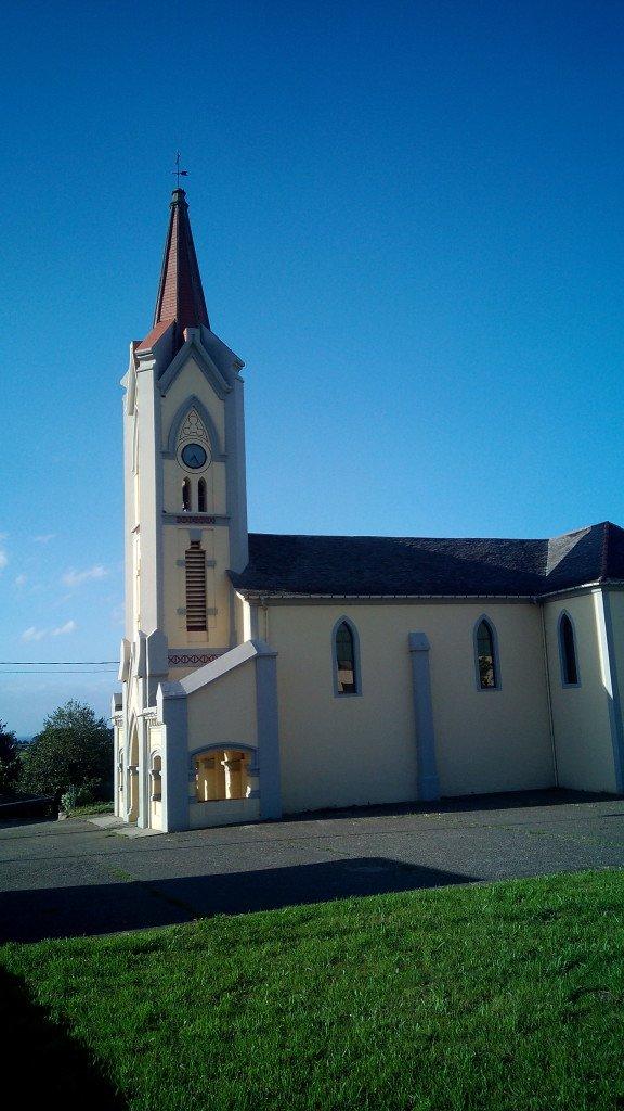 Iglesia de Otur