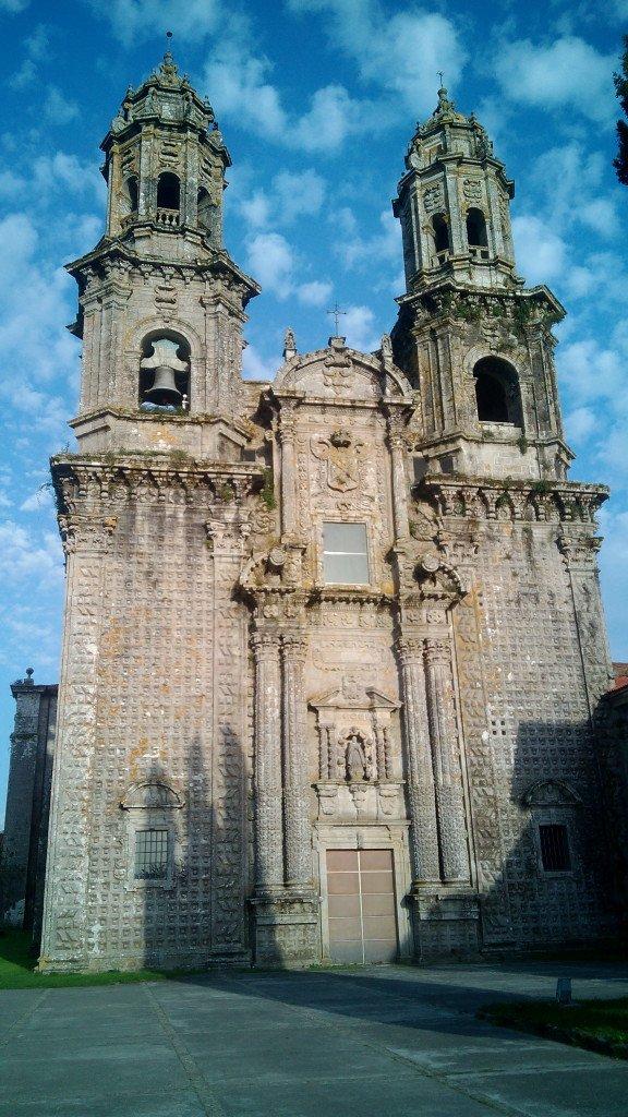 Monasterio Cisterciense de Sobrado dos Monxes