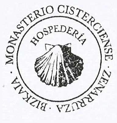 Sello de Monasterio de Zenarruza