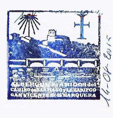 Sello de San Vicente de la Barquera