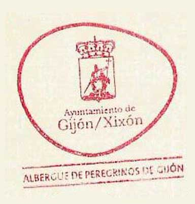 Sello de Gijón