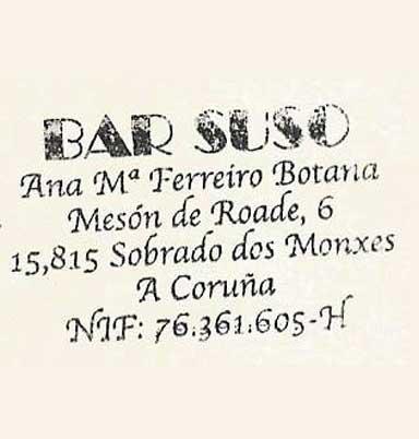 Bar Suso