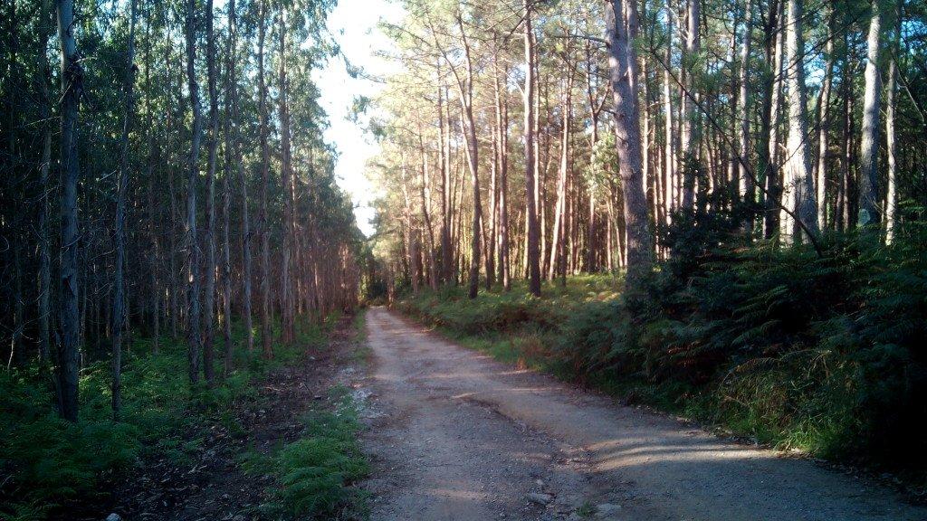 Camino de Muxía a Finisterre