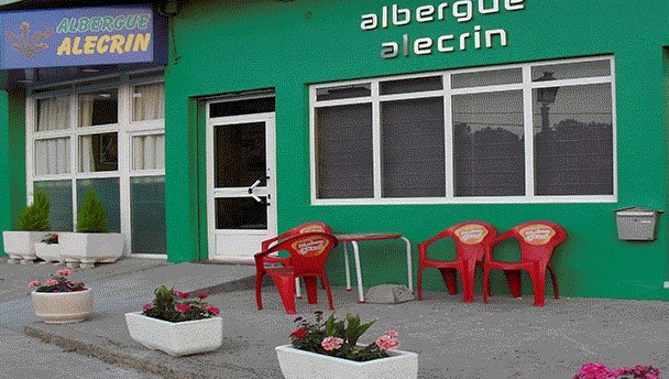 Albergue Alecrín, Negreira