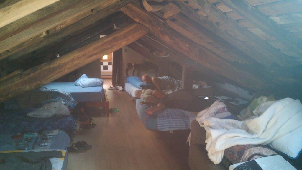 El albergue de Doriga