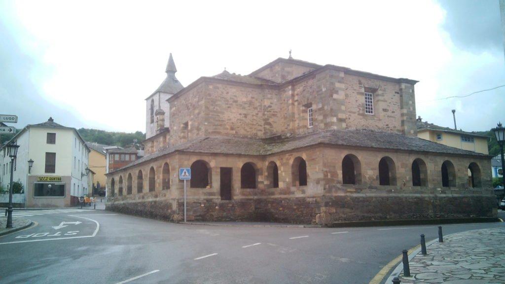Monasterio del Salvador, de Grandas de Salime