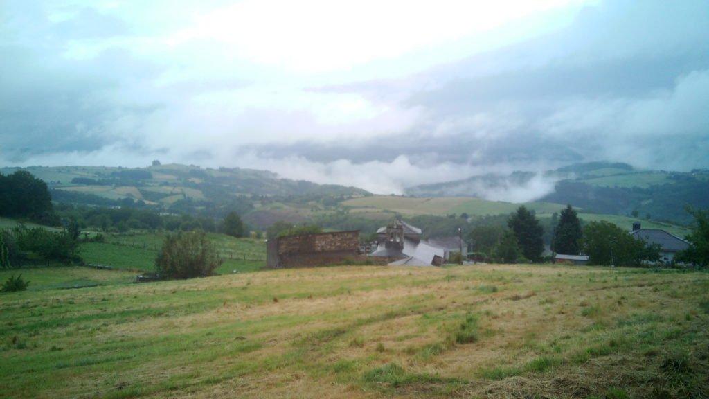 Nubes y nieblas