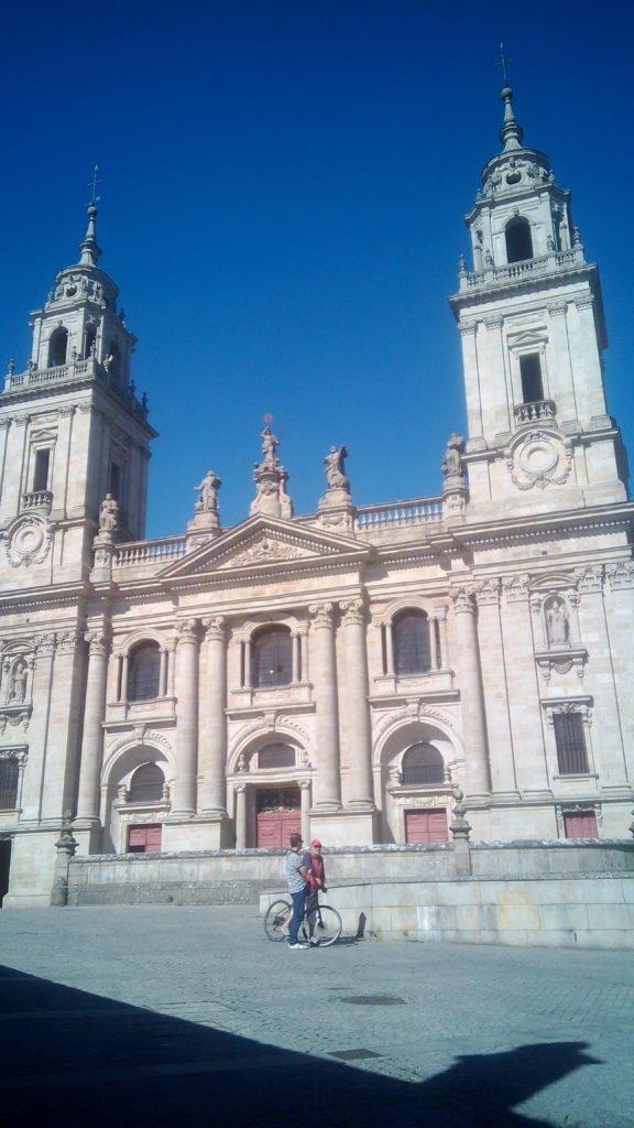 La catedral de Santa María de Lugo