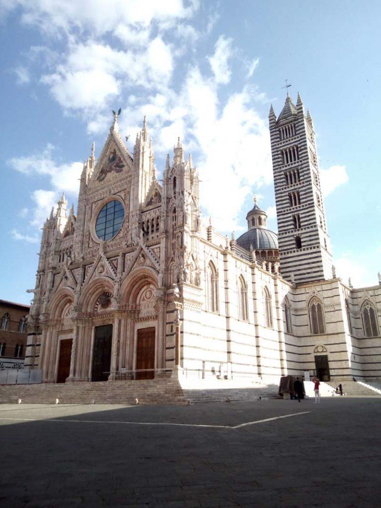 CateCatedral de Siena