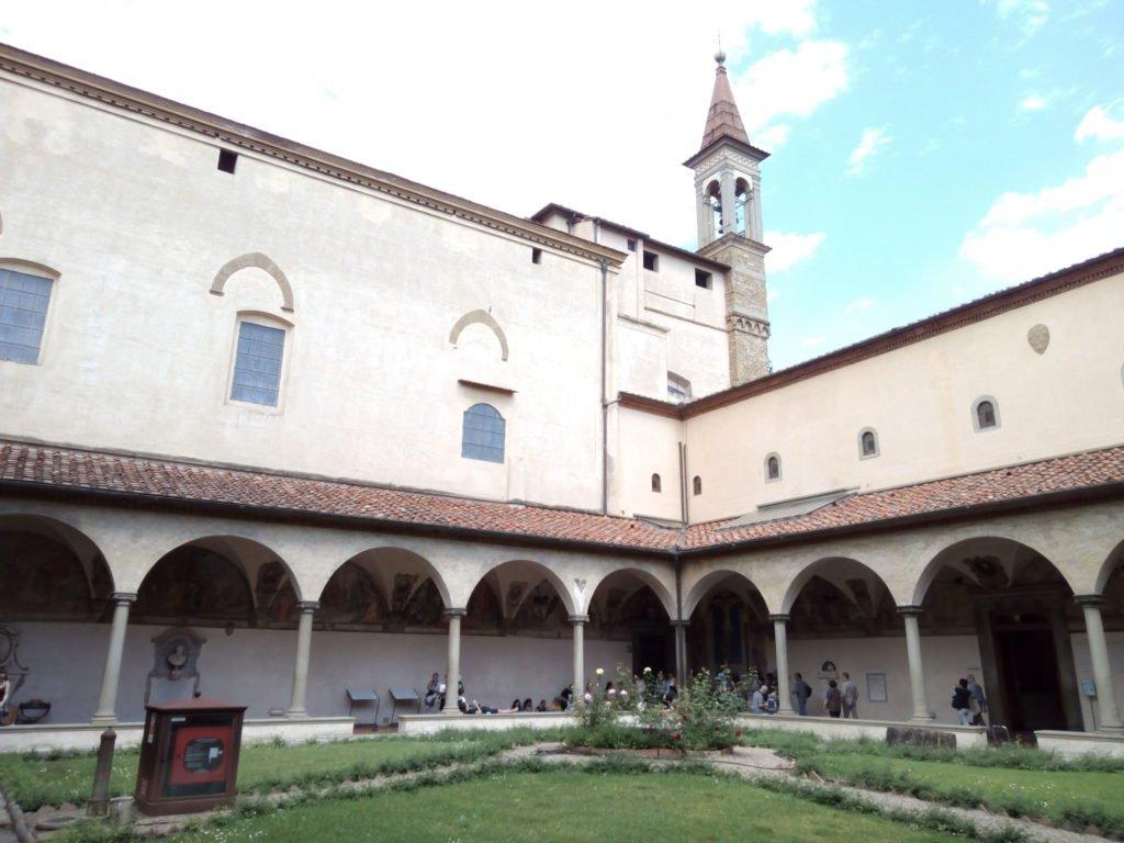 Claustro del Museo San Marco