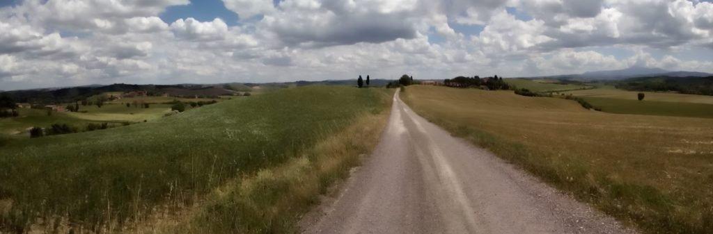 Camino. Panorámica