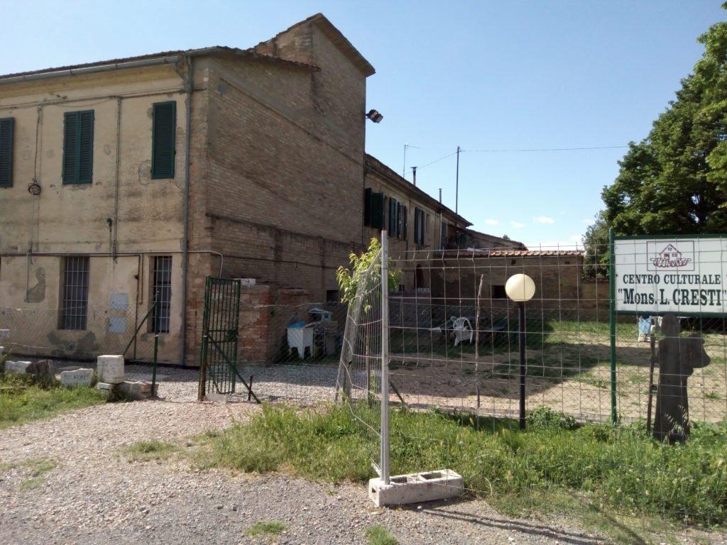 El albergue Circolo Culturale Cresti, en Ponte D'Arbia