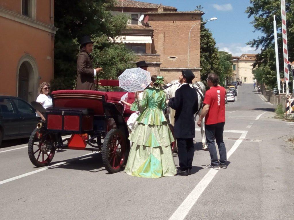 Día de Fiesta en Torrenieri