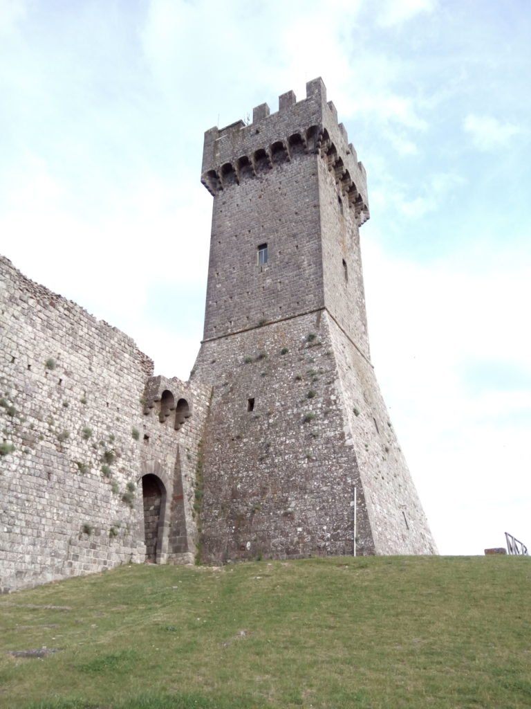 Torre de la Fortaleza de Radicofani