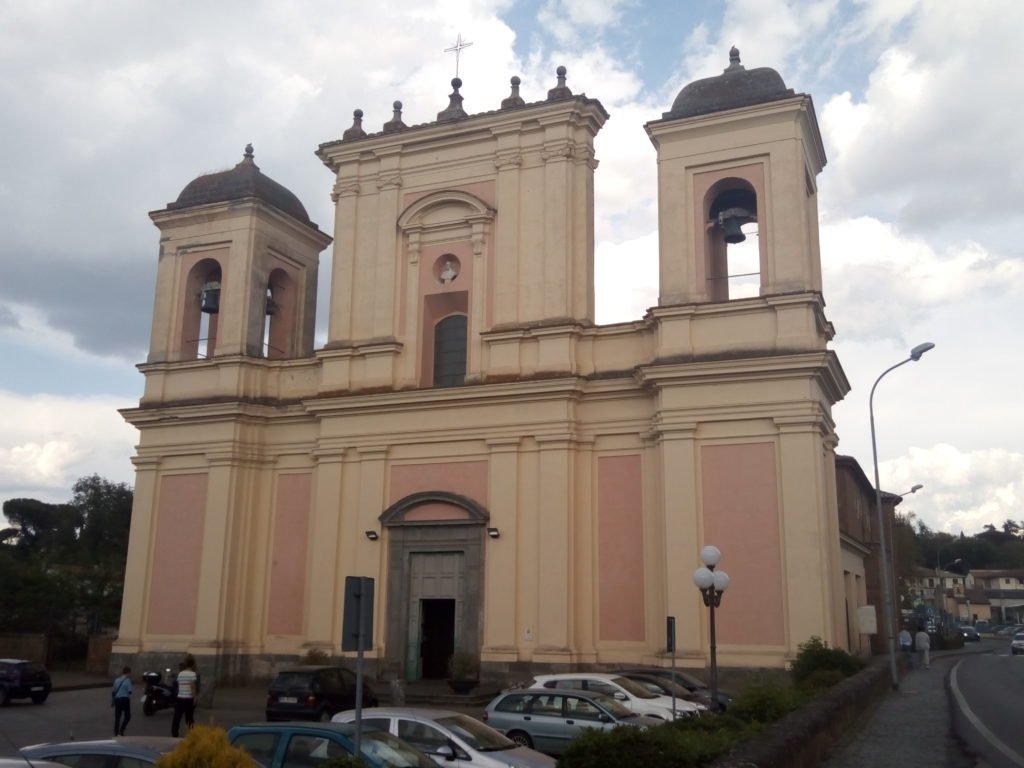 Catedral basílica del Santo Refugio, Acquapendente