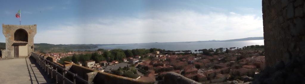 Vistas desde la fortaleza