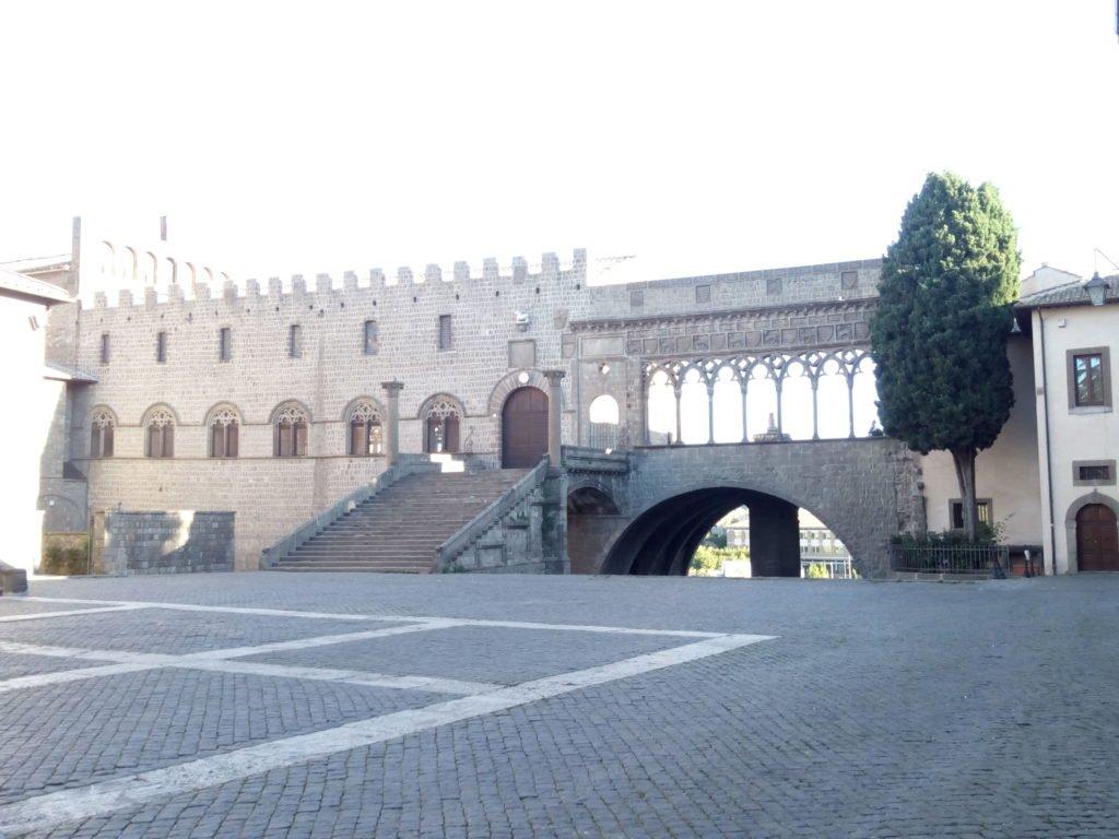 Palacio Papal de Viterbo