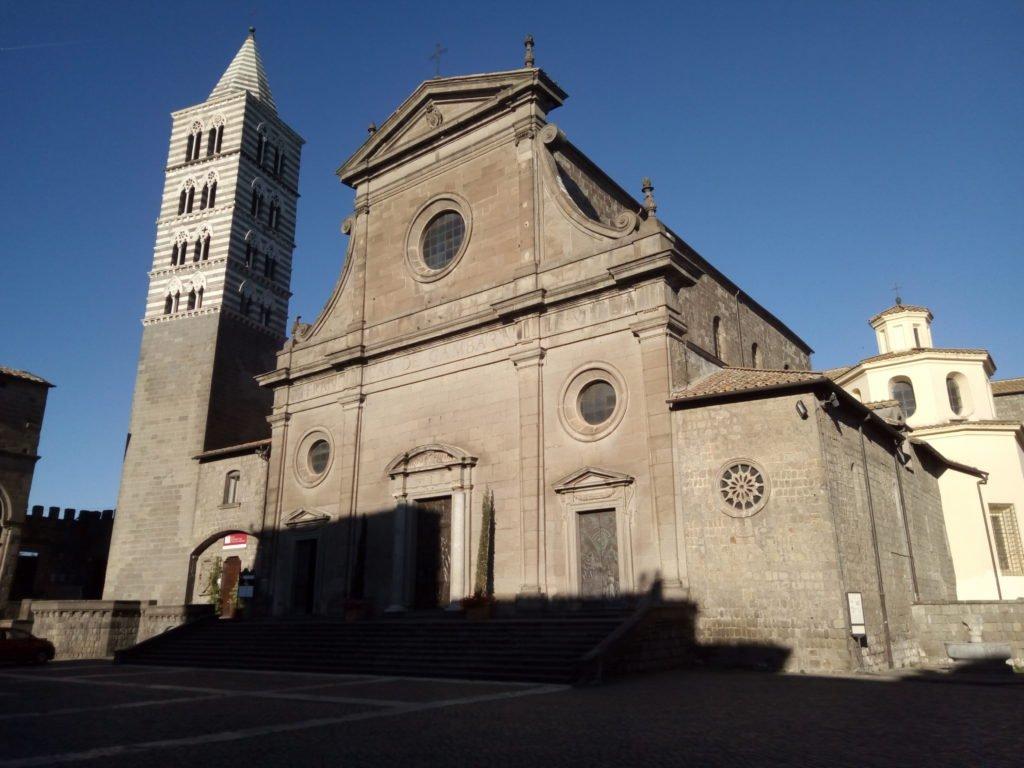 Una Iglesia en Viterbo