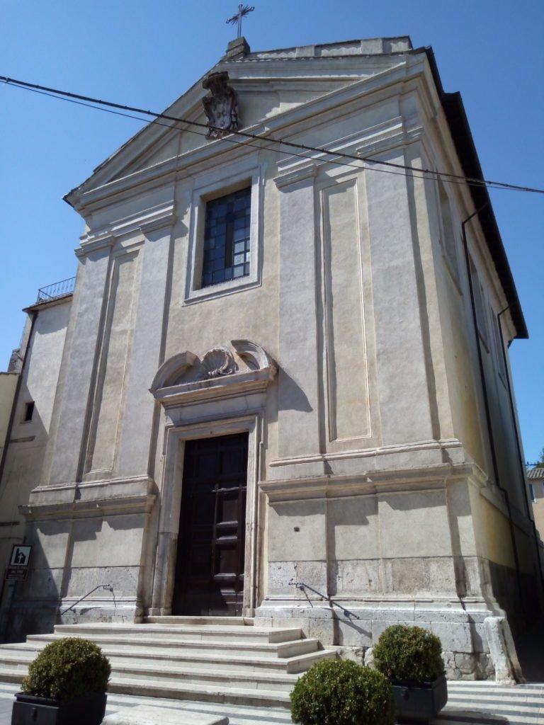 Iglesia en Monterosi