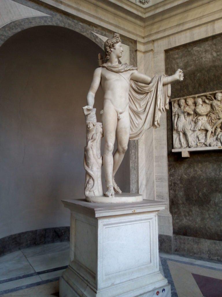 Perseus en los Museos del Vaticano
