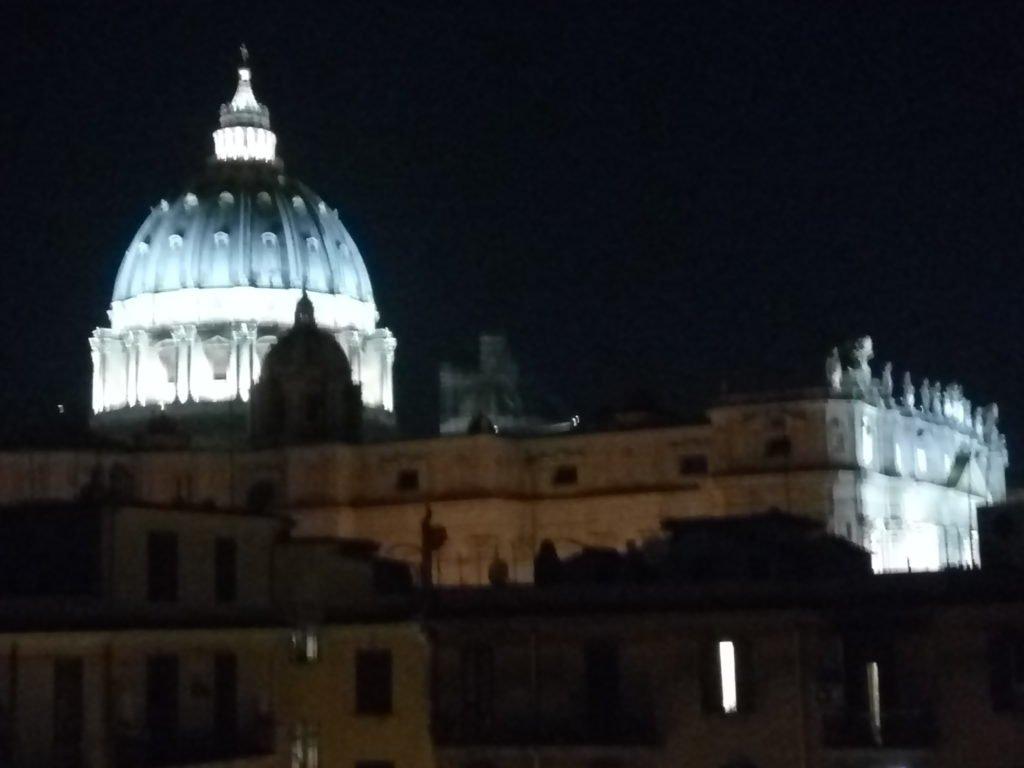 Cúpula de San Pedro. Vaticano