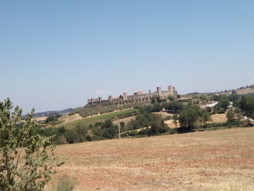 Vista de Monteriggiani