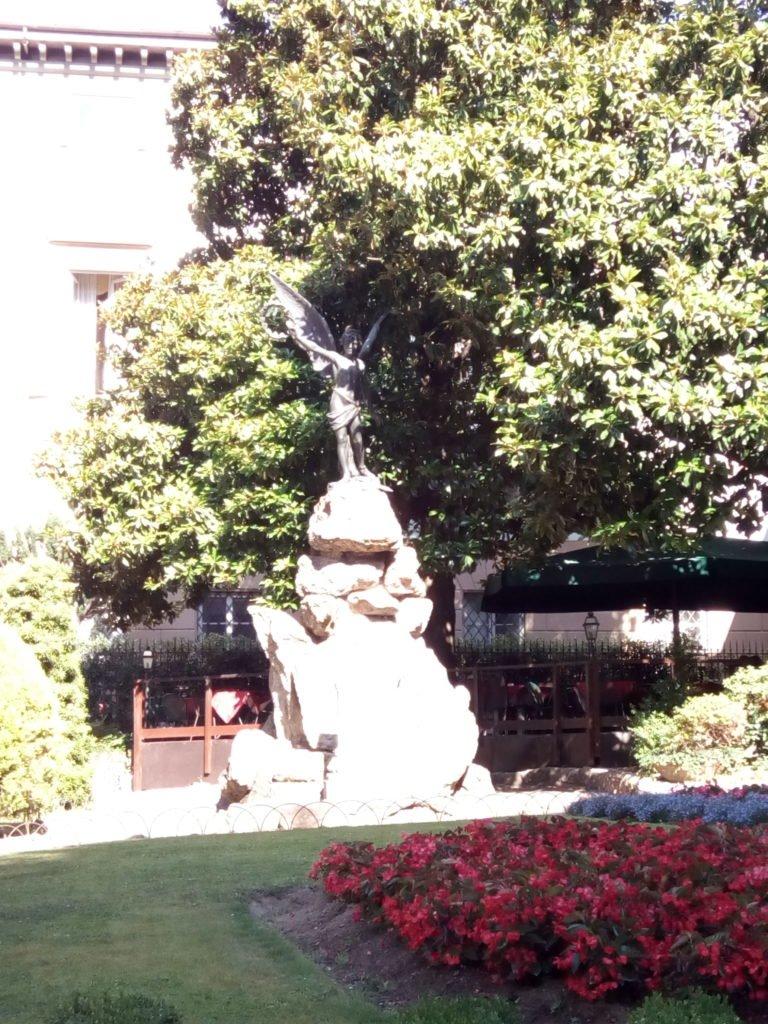 Jardines en Lucca